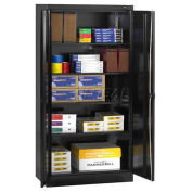 "Tennsco Standard Storage Cabinet, 36""W X 18""D X 72""H, Putty"