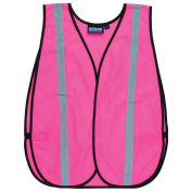 Aware Wear® Non-ANSI Vest, Pink, One Size