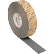 "3M Safety-Walk Slip-Resistant Med. Resilient Tape, 370, Gray, 2""x60', 2 Rolls"