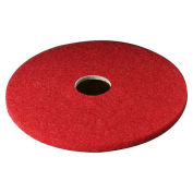 "3M™ Buffer Pad 5100, 13"", 5/Case, Red"