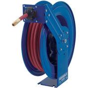 """Retractable Fuel Delivery Hose Reel w/ Hose, 3/4"""" x 25', 300 PSI"""