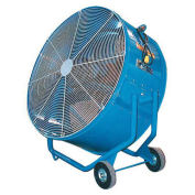 """Sure Flame 42"""" Construction Fan 1 HP 14000 CFM"""