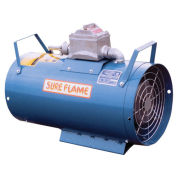 "Sure Flame Explosion Proof 12"" Utility Blower 1 HP 2900 CFM"