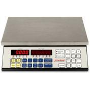 "Detecto 2240-20 Digital Counting Scale 20lb x 0.002lb 14-1/2"" x 8-1/4"" Platform"