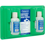 Physicians Care, 16 oz. Double Bottle Eyewash Station