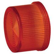Siemens 52RA4S2 Plastic Lens Pilot Lights, Red