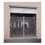"Double Folding Gate, 20'W to 22'W and 7'6""H"