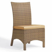 Torbay Outdoor Sidechair - Antique (Sold in Pk. Qty 2)
