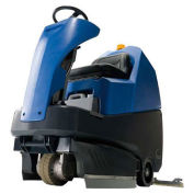 32 Gal. Automatic Floor Scrubber, Battery Powered