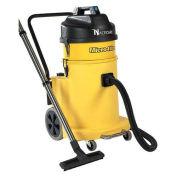 Hazardous Dust HEPA Vacuum, 12 Gal., 120V, 1.61 HP, 64 dBA