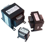 Acme Electric AE Series Transformer, 100 VA, 120 X 240 Primary Volts, 24 Secondary Volts, AE010100