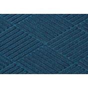 "Waterhog Classic Diamond Mat, 6' x 16' x 3/8"", Navy"
