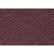 Waterhog Fashion Diamond Mat, Bordeaux 6' x 16'
