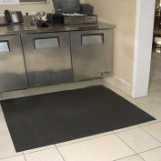 Complete Comfort Mat w/o Holes, Black, 2' x 3'