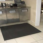 Complete Comfort Mat w/o Holes, Black, 3' x 4'