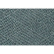 "Waterhog Classic Diamond Mat, 4' x 16' x 3/8"", Bluestone"