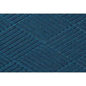 "Waterhog Classic Diamond Mat, 4' x 16' x 3/8"", Navy"