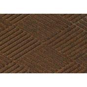 Waterhog Fashion Diamond Mat, Dark Brown 4' x 6'