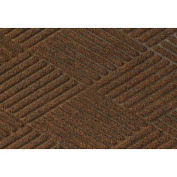Waterhog Fashion Diamond Mat, Dark Brown 4' x 16'