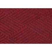 Waterhog Fashion Diamond Mat, Red/Black 4' x 16'