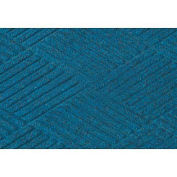 Waterhog Fashion Diamond Mat, Med Blue 4' x 16'