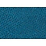 Waterhog Fashion Diamond Mat, Med Blue 6' x 16'