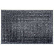 Waterhog Fashion Diamond Mat, Bluestone 4' x 16'