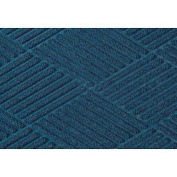 Waterhog Fashion Diamond Mat, Navy 4' x 16'