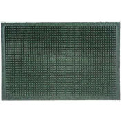 "Waterhog Fashion Mat, 4' x 20' x 3/8"", Evergreen"