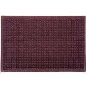 """Waterhog Fashion Mat, 3' x 10' x 3/8"""", Bordeaux"""