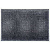 "Waterhog Fashion Mat, 4' x 12' x 3/8"", Bluestone"
