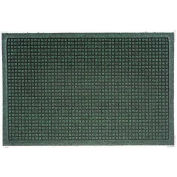 "Waterhog Fashion Mat, 4' x 12' x 3/8"", Evergreen"