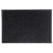 "Waterhog Fashion Mat, 4' x 16' x 3/8"", Charcoal"