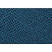 "Waterhog Classic Diamond Mat, 3' x 8' x 3/8"", Navy"