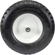 Marathon 00047 Knobby Tread Flat Free Wheelbarrow Tire