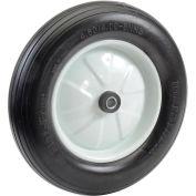 Marathon 00063 Ribbed Tread Flat Free Cart Tire