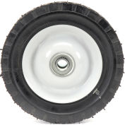 Marathon 00461 6 x 1.50 Semi-Pneumatic Diamond Tread Tire