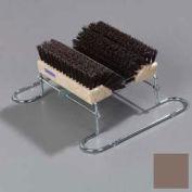 "Carlisle Spectrum® Boot 'N Shoe Brush 14-3/4""L x 16-1/2""W, Brown"