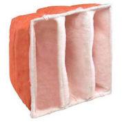 Koch™ Filter 104-460-005 E-Pak 650 3 Pkt Paint Booth Exhaust Final Filter 20W x 20H x 15D - Pkg Qty 8