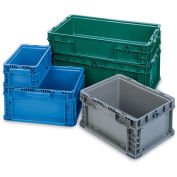 """ORBIS StakPak Container - 24x15x14-1/2"""" - Blue"""
