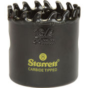 "Starrett 65622 CT134 Carbide Tipped Hole Saw 1-3/4"" (44mm)"