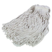 Carlisle 369824B00 Flo-Pac #24 Large Mop Head, Cotton - Pkg Qty 12