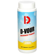 Big D D'Vour Absorbent Powder 1 lb. Can