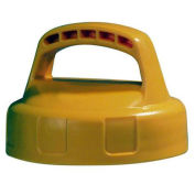 Oil Safe 100109 Storage Lid, Yellow