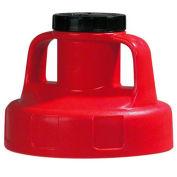 Oil Safe 100208 Utility Lid, Red