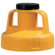 Oil Safe 100209 Utility Lid, Yellow