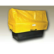 Enpac Spill Containment Cover for Poly Tank Containment Unit 275, Yellow