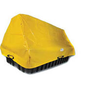Enpac Spill Containment Cover for Poly-Tank Containment Unit/550, Yellow