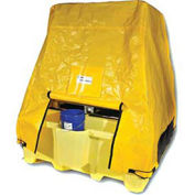 Enpac Spill Containment Cover for IBC 2000I, Yellow