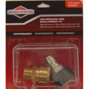 Briggs & Stratton 6191 High Pressure Hose Quick Connect Kit - Pkg Qty 4